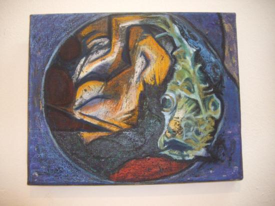 poisson et tête